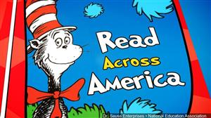 Read Across America Themed Days! Friday, February 26th through friday, march 5th.
