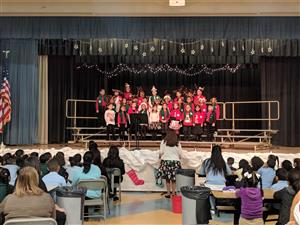 Holiday Chorus Show
