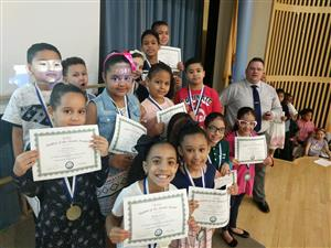 March/April Students of the Month