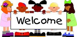 Image result for welcome sign children