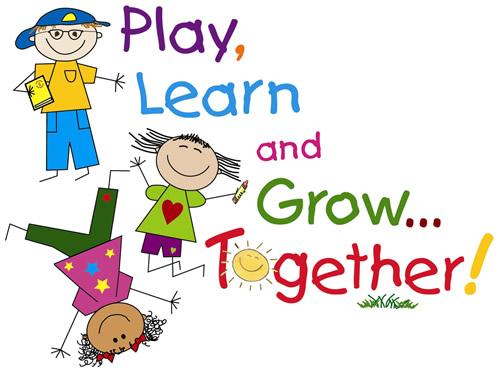 PLay, Learn and Grow...Together!