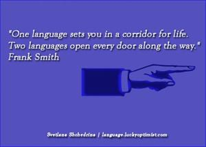 Language Quote