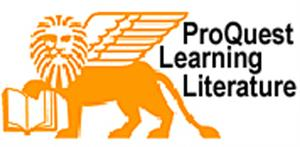 Image result for proquest learning literature logo