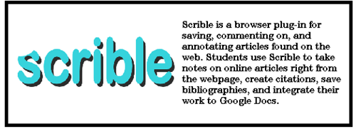 scrible