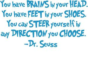 quote by dr. seuss