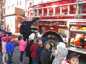 Thank You to PA Fire Department!
