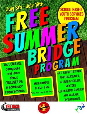 Summer Bridge Application