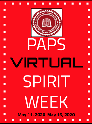 District Virtual Spirit Week