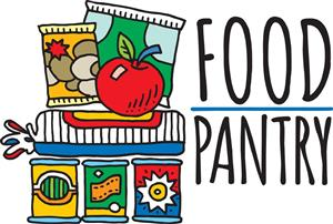 Click for more information about the food pantry