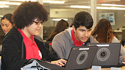 1:1 Laptop initiative implemented at Perth Amboy High School