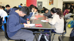 PAHS hosts annual Mathletes Event