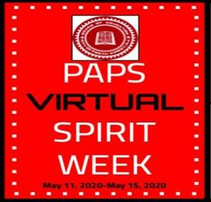 District Virtual Spirit Week!