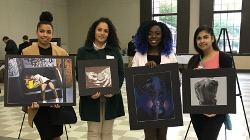 Students Recognized in Congressional Art Competition