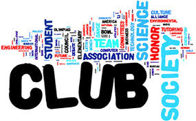 Clubs and Honor Society Information