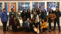 Future Educators visit Kean University