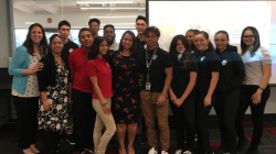 NJTV and PAHS Alum visits Communication Academy Students