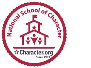 PAHS recognized as a National School of Character!