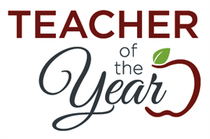 Congratulations to our Teacher of the Year and Educational Services Professional of the Year!
